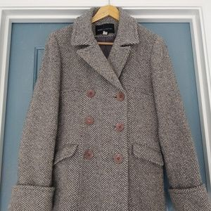 Moda |International pea coat
